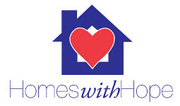 Homes with Hope logo