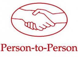 Person to Person logo