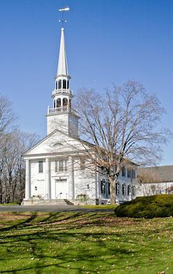 Saugatuck Church Today
